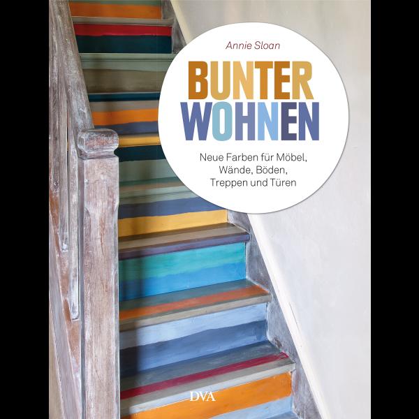Entdecken Sie im Buch Bunter Wohnen von Annie Sloan zahlreiche Ideen und Inspirationen