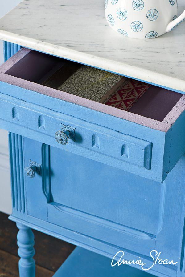 Givnery Chalk Paint kann mit anderen Kreidefarben kombiniert werden