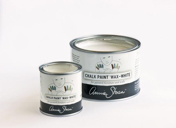 Annie Sloan Wax-White