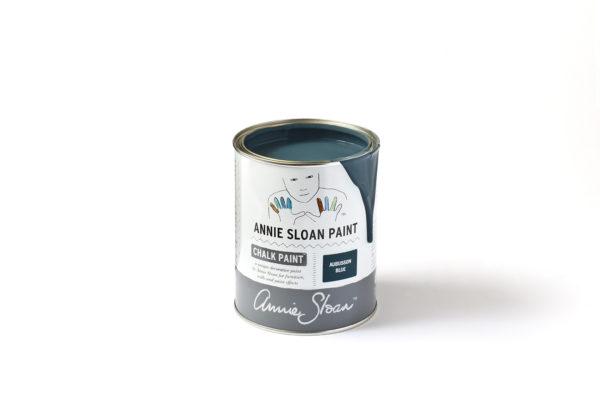 Chalk Paint im Farbton Aubusson Blue von Annie Sloan kaufen