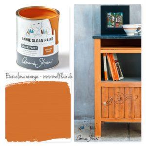 Barcelona Orange – Annie Sloan Kreidefarbe