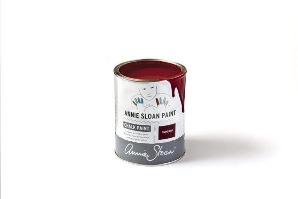 Burgundy Chalk Paint von Annie Sloan im Farbtopf bei uns online kaufen