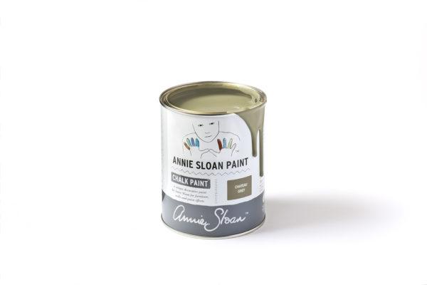 Chateau-Grey Chalk Paint von Annie Sloan im Farbeimer kaufen