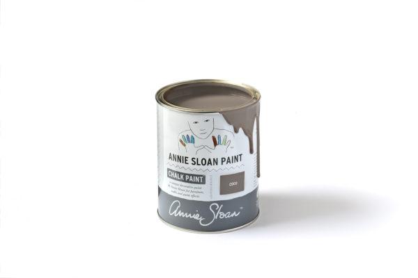 Coco Chalk Paint von Annie Sloan im Online-Shop als kleiner Farbeimer erhältlich