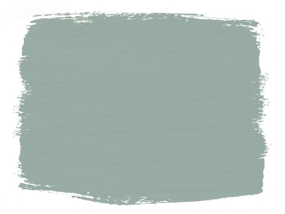Duck Egg Blue Annie Sloan Kreidefarbe - Farbbeispiel