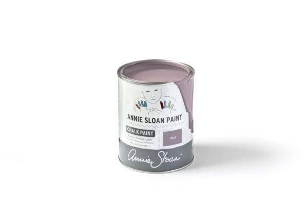 Emile Chalk Paint von Annie Sloan in der Farbdose erhältlich - für Ihren nächsten Farbanstrich
