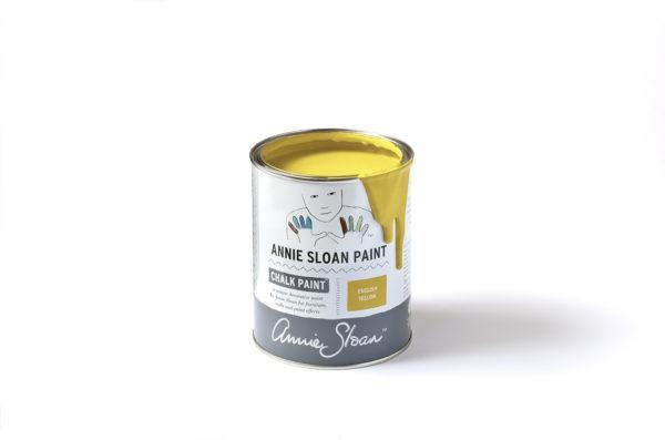 English Yellow Annie Sloan Kreidefarbe/Chalkpaint - Farbdose