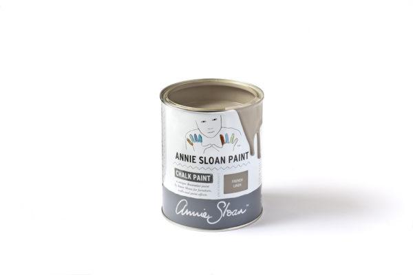 French Linen Chalk Paint von Annie Sloan in verschiedenen Größen im Online-Shop erhältlich