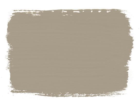 Die Farbkarte mit French Linen Chalk Paint von Annie Sloan sorgt für einen ersten farbechten Eindruck