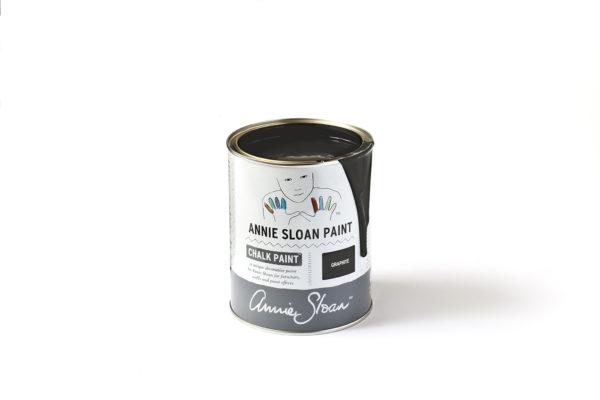 Graphite Annie Sloan Kreidefarbe/Chalkpaint - Farbdose