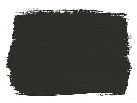 Graphite Annie Sloan Kreidefarbe - Farbbeispiel