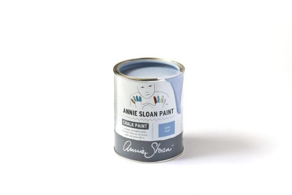 Louis Blue Annie Sloan Kreidefarbe/Chalkpaint - Farbdose