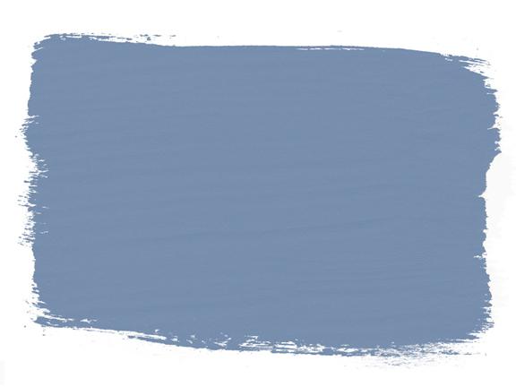 Louis Blue Annie Sloan Kreidefarbe - Farbbeispiel