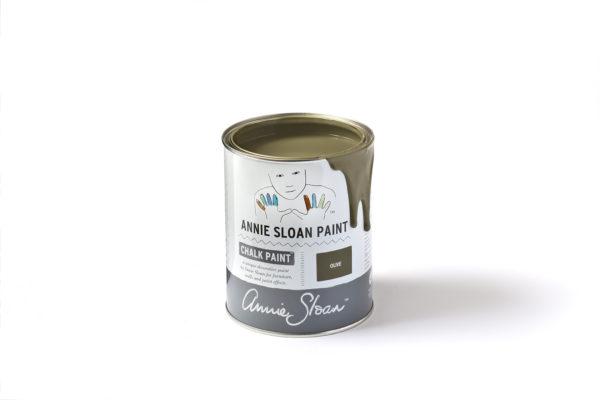 Olive Annie Sloan Kreidefarbe/Chalkpaint - Farbdose