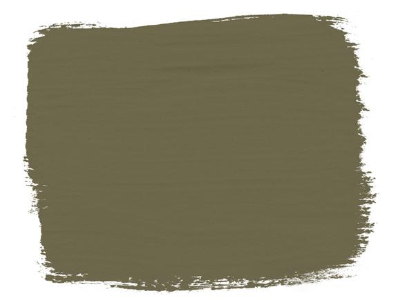 Olive Annie Sloan Kreidefarbe - Farbbeispiel