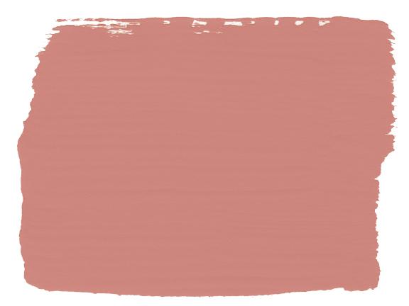 Scandinavian Pink Annie Sloan Kreidefarbe - Farbbeispiel