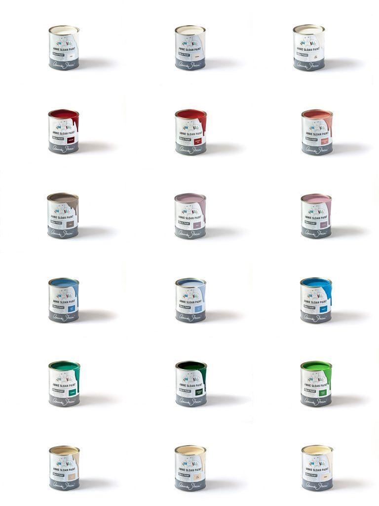 Annie Sloan Kreidefarben im Melflair shop bestellen