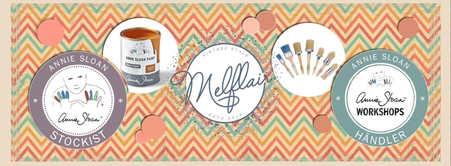 Melflair in Köln - Melflair Shop mit Annie Sloan Produkten