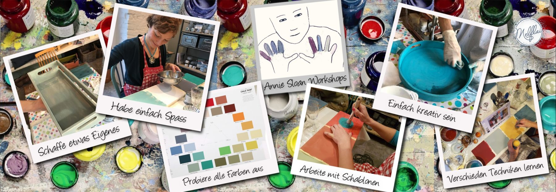 Workshops bei Melflair