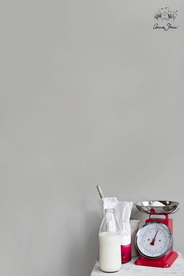 paris grey annie sloan wallpaint