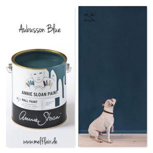 Aubusson Blue – Annie Sloan Wandfarbe