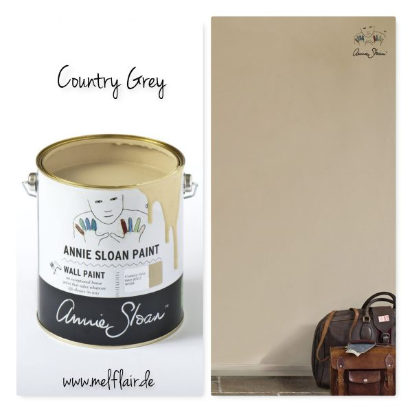 country grey wallpaint von annie sloanü
