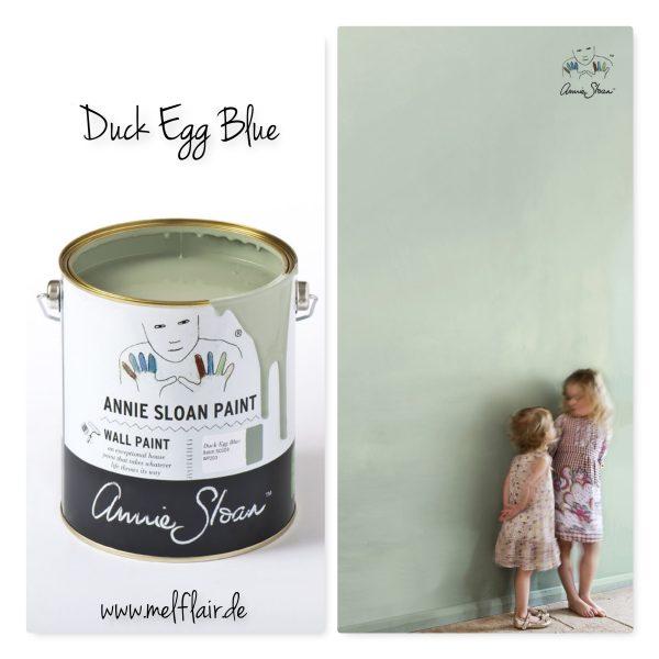 duck egg blue annie sloan wandfarbe