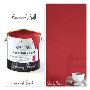 Emperior Silk – Annie Sloan Wandfarbe