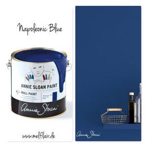 Napoleonic Blue – Annie Sloan Wandfarbe