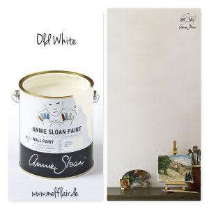 Old White – Annie Sloan Wandfarbe