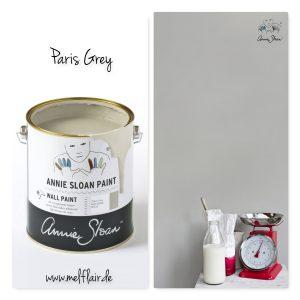 Paris Grey – Annie Sloan Wandfarbe