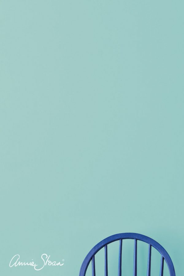 provence wallpaint mit annie sloan napoleonic blue