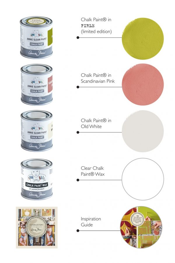 annie sloan firle limited chalk paint