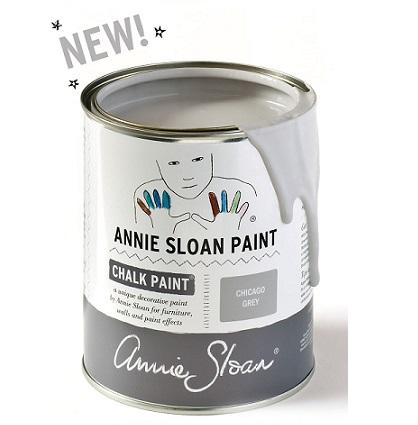 neuer farbton chicago grey von annie sloan