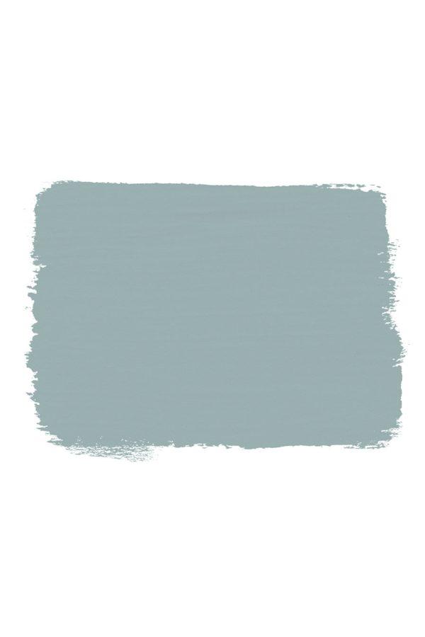 farbbeispiel von svenska blue annie sloan chalkpaint