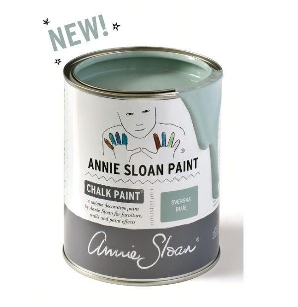 neuer farbton svenska blue von annie sloan
