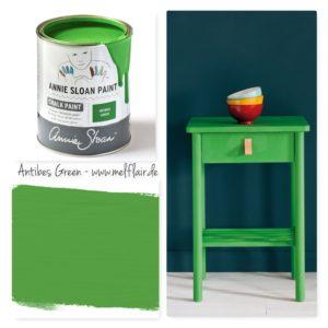 Antibes Green – Annie Sloan Kreidefarbe
