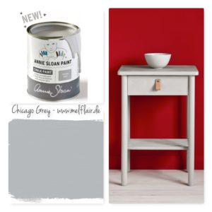 Chicago Grey – Annie Sloan Kreidefarbe