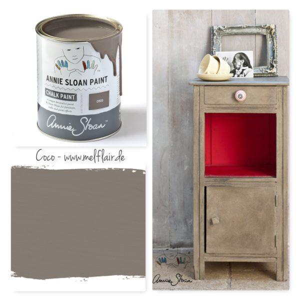 Coco Annie Sloan Kreidefarbe - Collage