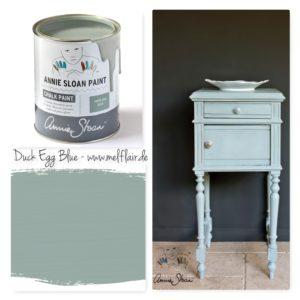 Duck Egg Blue – Annie Sloan Kreidefarbe