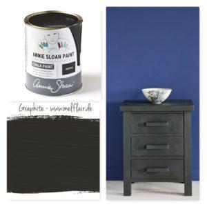 Graphite – Annie Sloan Kreidefarbe