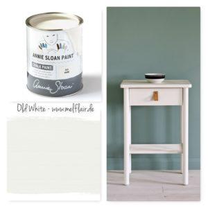 Old White – Annie Sloan Kreidefarbe