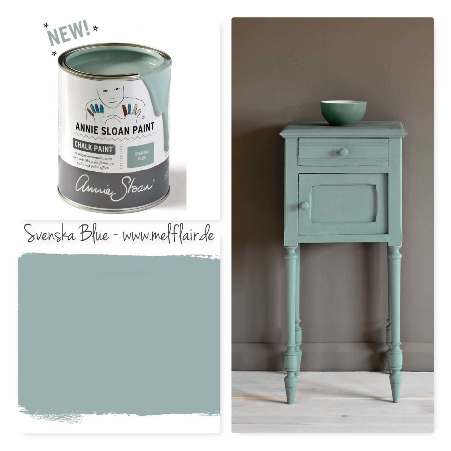 Svenska Blue - Annie Sloan Kreidefarbe