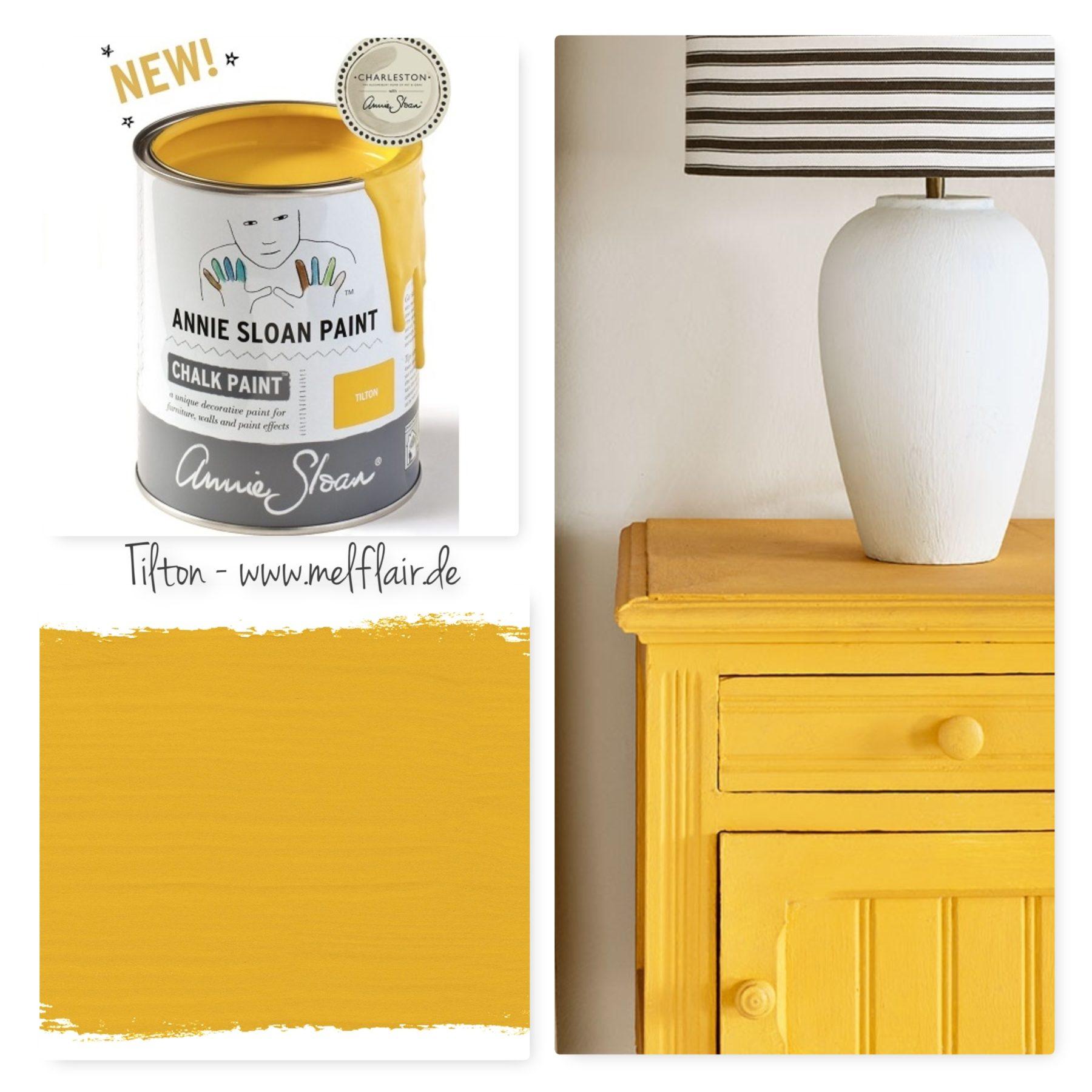 Tilton – Annie Sloan Kreidefarbe