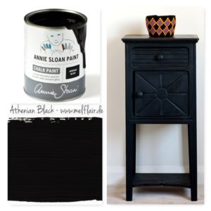 Athenian Black – Annie Sloan Kreidefarbe
